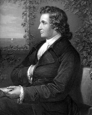 Intimate Aromas Website - Photo of Johan Vincent Van Goethe