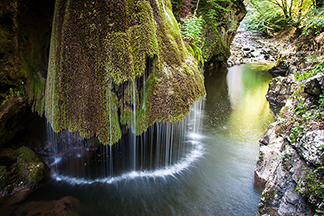 Radiant Acquiescence Website - Virtues - Acquiescence - Photo of waterfall